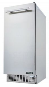 Kool it Kou 70 ab Outdoor Ice Maker Undercounter Air cooled Up To 66 Lbs