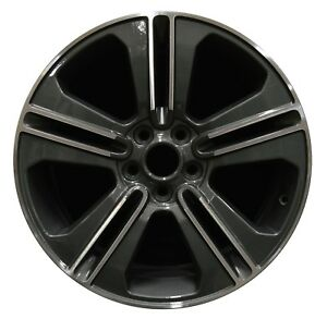 19 Ford Mustang 2013 2014 Factory Oem Rim Wheel 3908 b Charcoal Machined