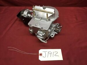 Rebuilt Autolite 2100 2 Barrel Carburetor 1 14 289 Ci Manual 1964 Ford Fairlane
