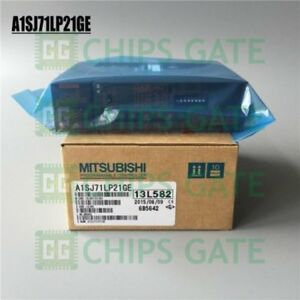 1pcs New Mitsubishi Plc A1sj71lp21ge In Box Fast Ship With Warranty