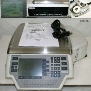 Hobart 29032 Bj Grocery Market Deli Produce Pos Commercial Scale