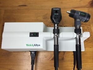 Welch Allyn 767 Wall Transformer 11720 Ophthalmoscope 23810 Macroview Diagnostic