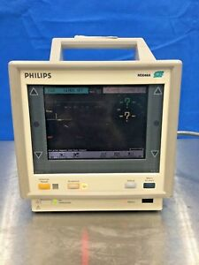 Philips M3046a Patient Monitor With Module M3001a