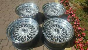 Bbs Rc 10x18 11x18 Custom Made Bbs Rs Bmw Split Rims