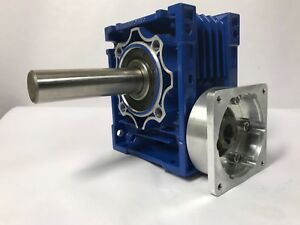 Motovario 1 20 Gear Reducer Type Nhrv 050 New