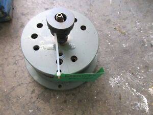 Matsuura Mc 760 Cnc Vertical Mill Spindle Tool Knock Out Air Cylinder Knockout