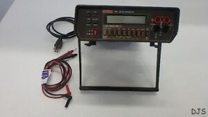 Nice Keithley 580 Micro ohmmeter Cy107