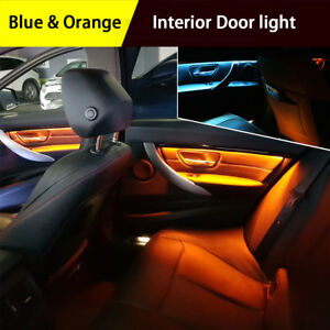 Led Ambient Light Interior Door Panel Decorative Trims Light For Bmw F30 F31
