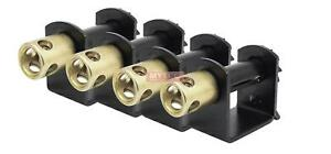 4 Pack Weld On Winch Ratcheting 4 Strap Binders Flatbed Truck Trailer Tie Dow