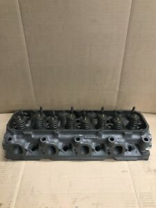 1968 1978 Ford Lincoln 460ci 7 5l V8 Oe Cylinder Head C9ve A