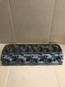 1968 1978 Ford Lincoln 460ci 7 5l V8 Oe Cylinder Head D0ve A