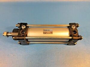 Smc Chdab50 100 Compact Hydraulic Cylinder 3 5mpa Max Press Japan