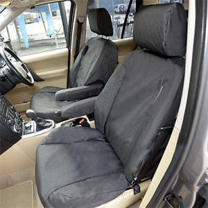 For Land Rover Lr2 seat Covers Front Pair Waterproof 2006 To 2015 108