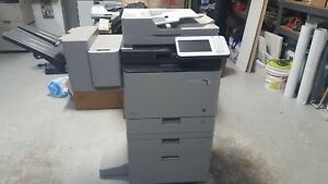 Canon Imagerunner C250if Multi Function Color Copier Printer Scanner Fax