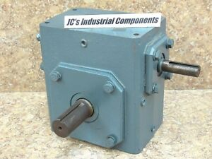 Sterling Electric 20 1 Ratio Speed Reducer Size 2262 Inch Lb s 1477