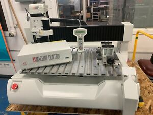 Gravograph New Hermes Is6000 Metal Rotor Engraving Machine W Extras