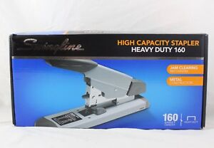 Swingline High Capacity Heavy Duty Stapler 160 39002 Brand New