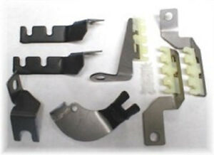 70 71 B Body Gtx Charger 383 440 Big Block Ignition Spark Plug Wire Bracket Kit