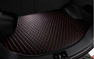 New Black 13 16 Accord Cargo Liner Tray Leather Trunk Floor Mat Cover For Honda