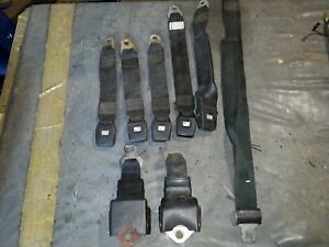 B body Dodge Mopar Cordoba Charger Seat Belt Lot Male Female Challenger Cuda 70s