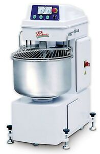 Primo Psm 60e Spiral Mixer Twin Motor 2 Speeds With Reverse 3 Run Modes