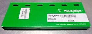 Box Of 6 Welch Allyn 03300 u Halogen Lamps 2 5v For 11511