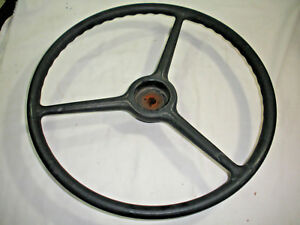 Vintage Chevy Master Steering Wheel Original Classic