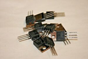 10 Pack Irf510 N channel Power Mosfet 100v 5 6a 101 157