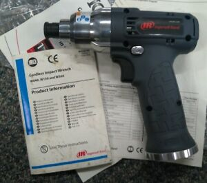 New Ingersoll Rand W040 Iqv72 7 2v 1 4 Cordless Impact Wrench Tool