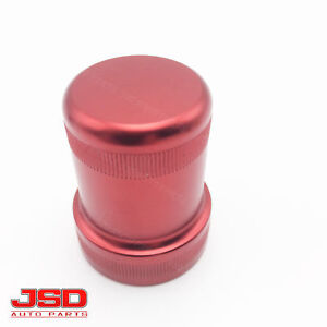 New Red Solenoid Cover For Honda S B Series D Series H Series Vtec Engines