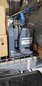 Welch 1402 Duoseal Vacuum Pump W Ge 1 2 Hp Electric Motor
