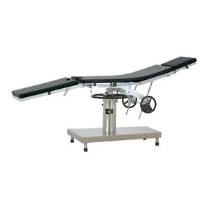 New Multi Function Manual Multi Purpose Surgical Operating Table Model 1a