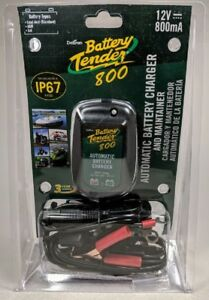 Battery Charger Supersmart Battery Tender 800 Constantly Maintain Monitor Charge