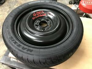 Ford Mustang 17 Spare Tire Wheel Fits 2012 Thru 2015 185 60 17