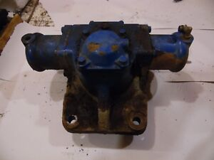 Ford 9600 Diesel Farm Tractor Power Steering Box