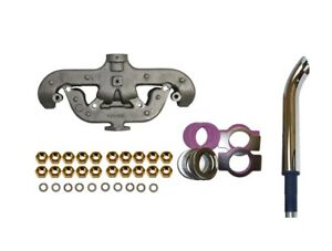 Manifold Kit Chome Exhaust Stack Allis Chalmers D17 Wc Wd Wd45 Gas
