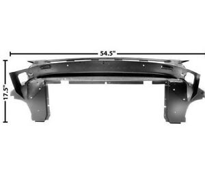 1965 1966 Fastback Trunk Divider Package Shelf Bridge Support Wtp Dii 3661cwt Fits Mustang