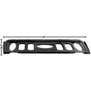 19611970 Mustang Fastback Trunk Divider Panel Edp Coated Steel Dynacorn 3661h Fits Mustang