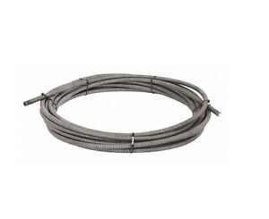 Drain Cleaning Cable 5 8 In X 100 Ft Ridgid 43647