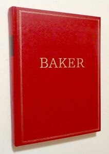 Vintage 1969 Baker Furniture Trade Catalog Mid Century Chinese Modern English