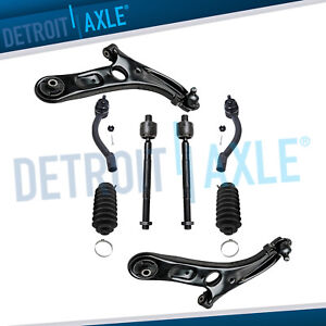 For 2011 2012 2013 Hyundai Elantra Veloster Front Lower Control Arm Tierods