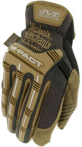 Mechanix Wear Diy M pact Open Cuff Medium Mens Synthetic Leather Multipurpose