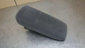 Ford Explorer Mercury Mountaineer Center Console Lid Arm Rest Grey Gray 91 01