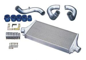 Hks R Type Intercooler Kit For 89 02 Nissan Skyline Rb26dett 13001 an007