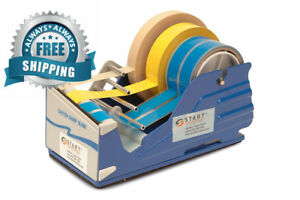 Start International Sl7346 Multi Roll Tape Dispenser With Baked Enamel