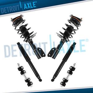 Venture Montana Silhouette Struts Shock Absorbers Sway Bars Front Rear Fwd