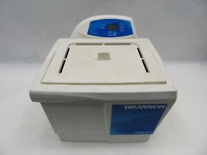 Ultrasonic Cleaner Branson Cpx5800 Digital Control Bransonic 2 5 Ga