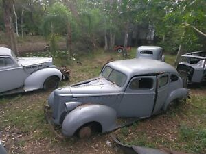 1939 Packard Parts Hot Rod Restoration Classic Ford Chevy Caddilac