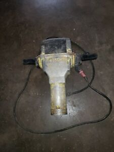 Bosch Brute Electric Jack Demo Hammer Breaker For Parts Good Motor Local Pickup