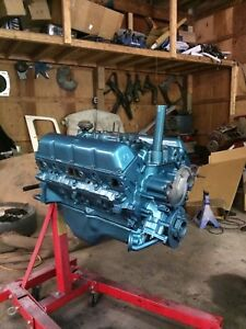 Amc 304 Engine Rebuilt New Javelin Jeep Amx Free Shipping To Lower 48